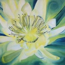 Bloemen drieluik 3