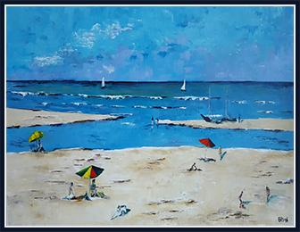 Schilderijen - Acrylverf