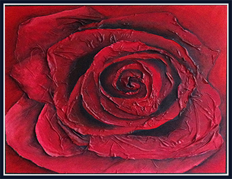 Schilderijen - Bloemen